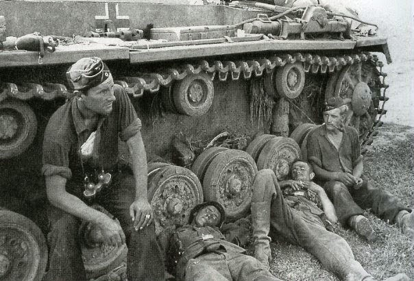 Вторая мировая война фото второй